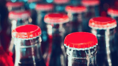 coca cola bottle tops